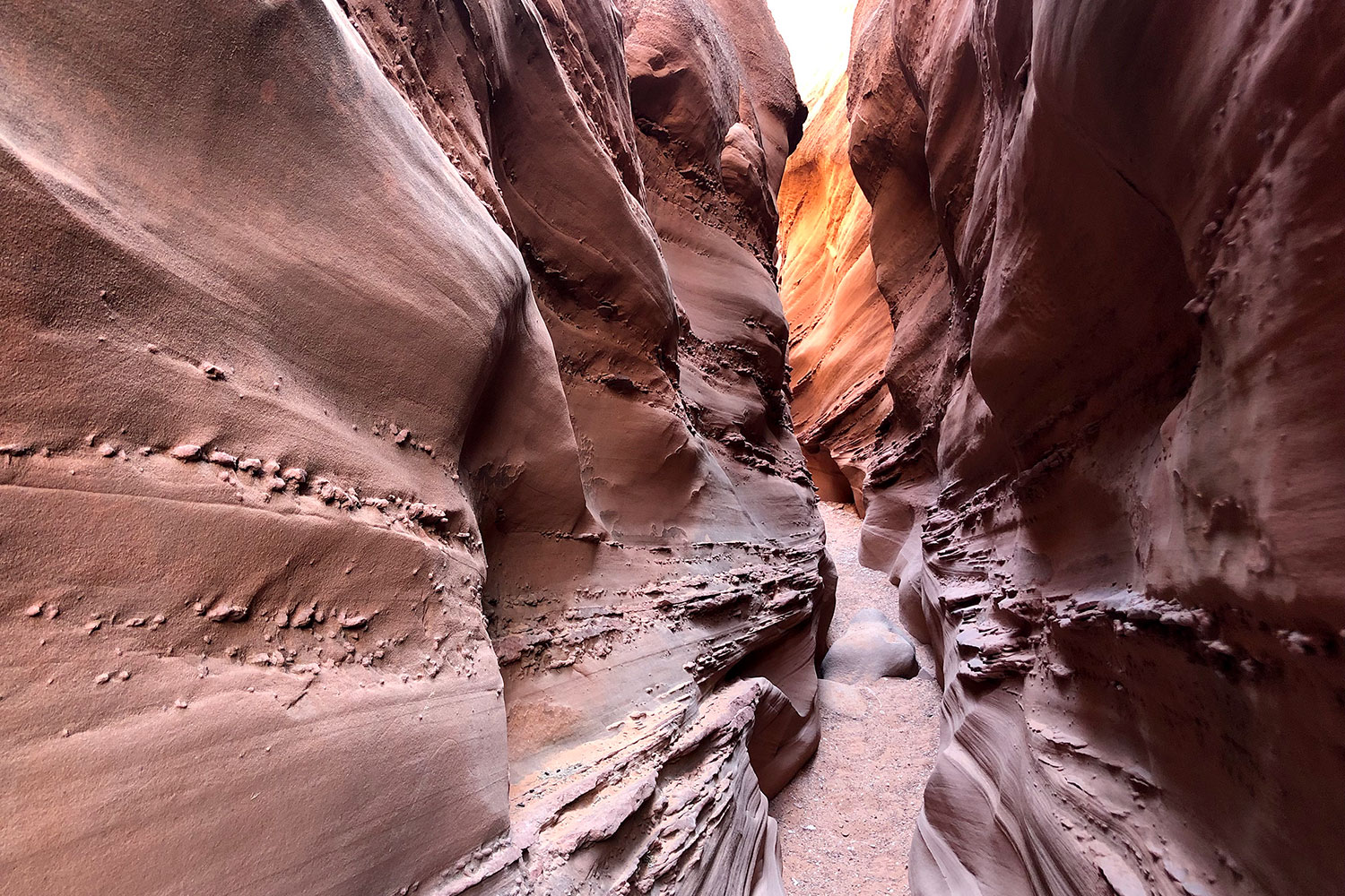 Grand Staircase slot canyon Peek-A-Boo & Spooky