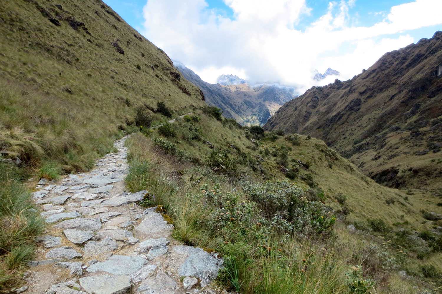 Classic Inca Trail Peru Hiking