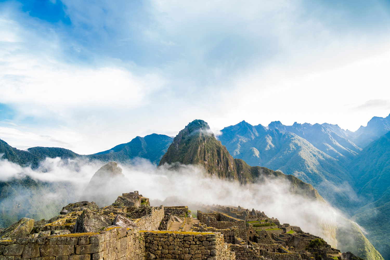 Guide for Machu Picchu Peru Inca Trail